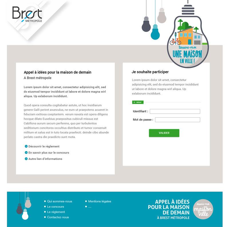 Appel à idées – Questions d'habitats / Brest Métropole