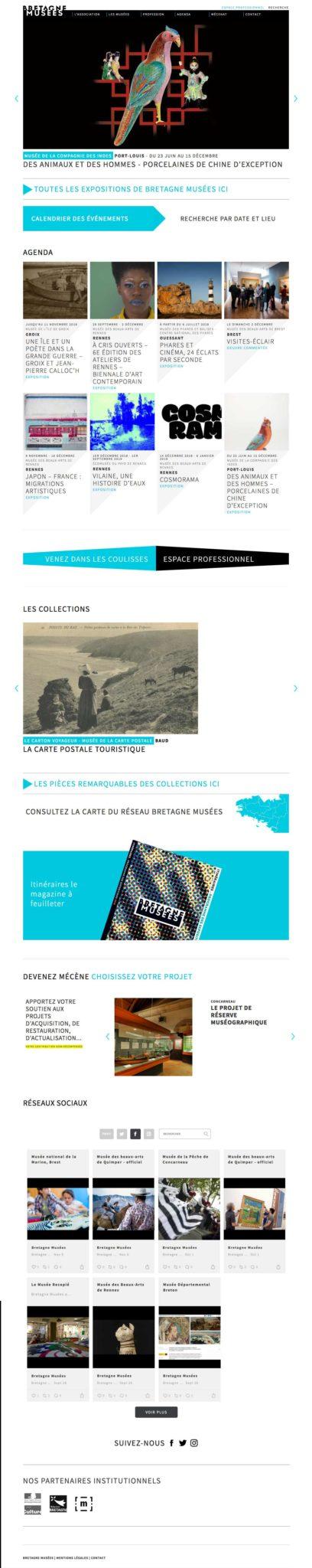 Bretagne Musées