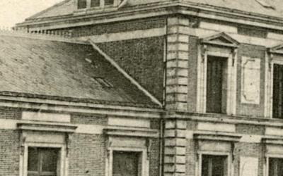 Quimper, la gare et son quartier